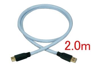 <title>SUPRA USB2.0ケーブル 延長型のAメス端子モデル スープラ USB 2.0 A 公式通販 female 2.0m 高品質 HIGH SPEED 対応USBケーブル</title>