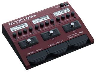 ZOOM/ズーム ZOOM B3n マルチエフェクター 【ベース用】