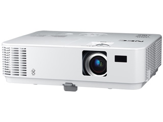 NEC DLPプロジェクター ViewLight(ビューライト) XGA(1024×768) 3300lm NP-V332XJD