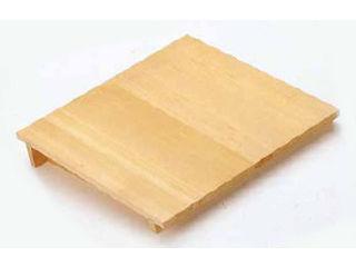 木製 角セイロ用 傾斜蓋(サワラ材)/42cm用
