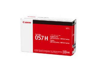 CANON/キヤノン レーザービームプリンター用トナーカートリッジ057H CRG-057H 3010C003