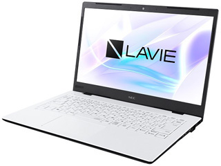 NEC 14型ノートPC LAVIE Smart HM Core i5モデル PC-SN164RADG-C パールホワイト 単品購入のみ可(取引先倉庫からの出荷のため) クレジットカード決済 代金引換決済のみ