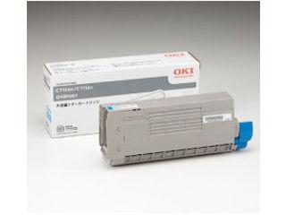 OKI/沖データ TNR-C4GC2 大容量トナーカートリッジ シアン