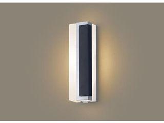 Panasonic/パナソニック LGWC80446LE1 LEDポーチライト オフブラック【電球色】【右側遮光】【明るさセンサ付】