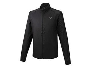 mizuno/ミズノ ブレーカーシャツ ポーチジャケット XLサイズ ブラック J2ME9520-90
