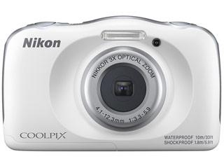 Nikon/ニコン COOLPIX W150(ホワイト) クールピクス