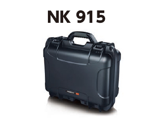 TAKACHI/タカチ電機工業 防水キャリングケース内装スポンジ無タイプ ブラック NK915B