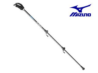 mizuno/ミズノ C3JTP610-27 カーボン製ウォーキングポール 3段伸縮タイプ 2本1組 (ブルー)