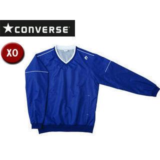 CONVERSE/コンバース CB162501S-2911 ウォームアップジャケット(裾ボックス仕様) 【XO】 (ネイビー×ホワイト)