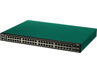 パナソニックESネットワークス 【キャンセル不可】48ポート L2スイッチングハブ 3年先出しセンドバック保守バンドル PN28480KB3