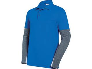 uvex/ウベックス ポロシャツ コットン Lサイズ 8988211