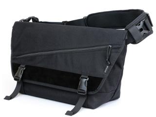 FULLCLIP/フルクリップ WFSD-017(ブラック)  ROOFTOP LE  メッセンジャーバッグ