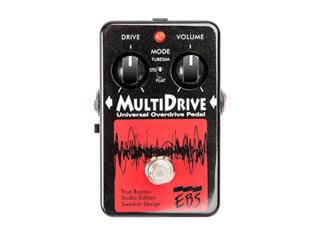 EBS/イービーエス Multi Drive-SE マルチドライブ 【ベース用 オーバードライブ 】 【EBSEFF】 【RPS160228】
