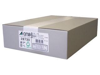 A・one/エーワン パソコン&ワープロラベル日立・リコー500シート入 28730
