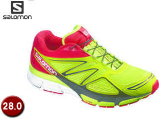 SALOMON/サロモン L36889200-D3389 X-SCREAM 3D 【28.0】 (GECKO GREEN/BRIGHT RED/BLACK) 【メーカー在庫限り!】