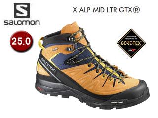 SALOMON/サロモン L39325100 X ALP MID LTR GTX マウンテニアリングシューズ メンズ 【25.0】