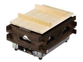 【代引不可】電気おでん鍋 CVS-6S サーモ式 単相100V