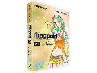 INTERNET 4 Library/インターネット VOCALOID 4 Library Megpoid Megpoid V4 Native, 国後郡:107ea02a --- m2cweb.com