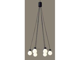Panasonic/パナソニック LGB19628BCE1 吊下型 LED(電球色)ペンダント ブラック【~6畳】【直付タイプ】