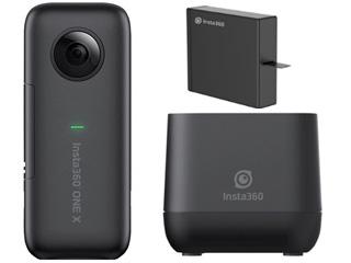 360度高画質カメラ Insta360シリーズ!