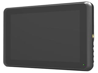 【初回分完売のため、次回納期5月上旬以降】 ADTECHNO/エーディテクノ 75SB(マットブラック) 4K対応高精細フィールドモニター 7型SDIモデル