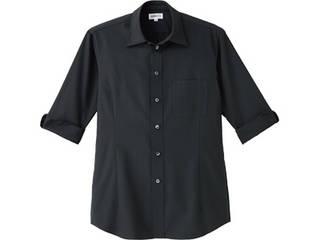 ショップシャツ(黒)ET-5734 L