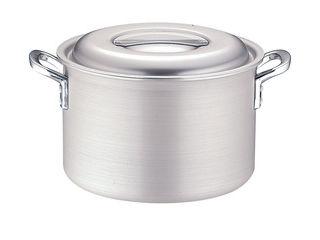 2020高い素材  TKG IHアルミ 半寸胴鍋(目盛付)/30cm, 地球雑貨 アースヴィレッジ d1c68382
