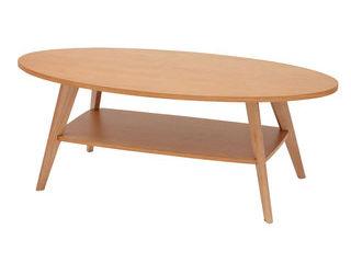 AZUMA kogei/あずま工芸 CREPE(クレープ) リビングテーブル WLT-2146 ナチュラル