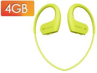 SONY/ソニー NW-WS623G(ライムグリーン) ウォークマンWシリーズ(メモリータイプ)【NW-WS620シリーズ】