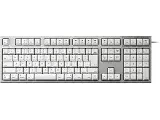 Topre 東プレ REALFORCE SA R2 for Mac 日本語 フルキーボード (114配列 APC機能 + 静音) 昇華印刷 R2SA-JP3M-WH
