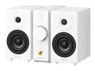 SONY/ソニー CAS-1-W(ホワイト) コンパクトオーディオシステム