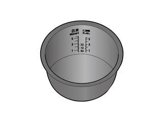 Panasonic/パナソニック IHジャー炊飯器用内釜  ARE50-E04