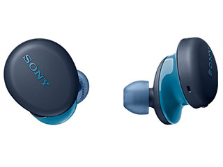 SONY ソニー WF-XB700-L(ブルー) ワイヤレスステレオヘッドセット