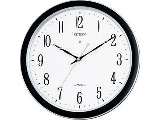 CITIZEN/シチズン 4MY691-N19 【ネムリーナM691F】 強化防滴防塵型電波掛時計 【RPS160324】