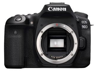 CANON/キヤノン 【納期約1.5カ月かかります】EOS 90D・ボディー 一眼レフカメラ 3616C001