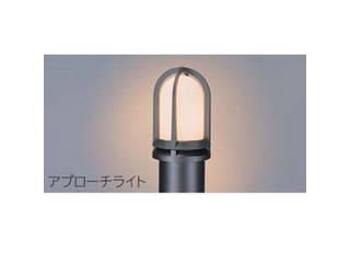 日立 日立 住宅用LED器具アプローチライト (LED電球別売) LLGW6605E