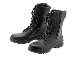 MIDORI ANZEN/ミドリ安全 女性用長編上安全靴 LPM230Fオールハトメ 25.0cm