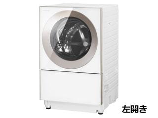 【標準配送設置無料!】 Panasonic/パナソニック 【まごころ配送】NA-VG1300L-P ななめドラム洗濯乾燥機 キューブル [左開き]【10kg】ピンクゴールド 【お届けまでの目安:15日間】