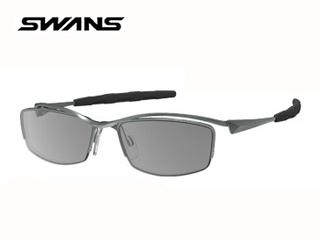 SWANS/スワンズ 【度付ダイレクトレンズ対応】SWF-UP-M-0702 「スポーツ+度付き」SWF Series クロムシルバー
