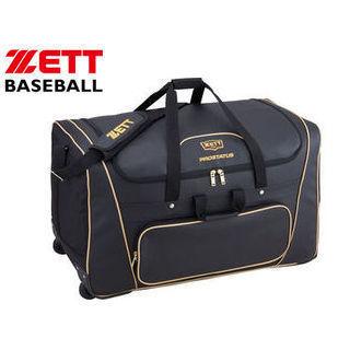 ZETT PROSTATUS/ゼットプロステイタス BAP117-1900 プロステイタス ヘルメット兼キャッチャー防具ケース プロステイタス (ブラック)