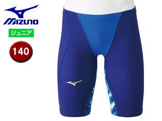 mizuno/ミズノ N2MB8912-27 MX-SONIC G3 ハーフスパッツ ジュニア 【140】 (ブルー)
