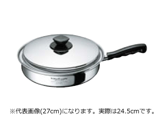 ビタクラフト ★★★ヘキサプライ フライパン 24.5 6131