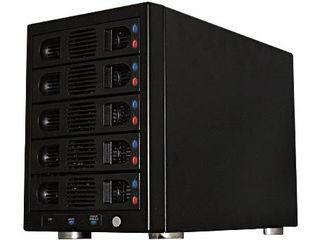 MARSHAL/マーシャル RAID機能付きHDD5台搭載タワーケースUSB3.0&eSATA MAL355EU3R
