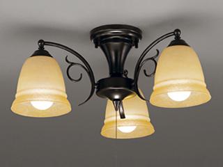 【nightsale】 ODELIC/オーデリック SH7009LD LEDシャンデリア 3灯 (電球色/昼白色) リモコン付属