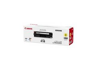 CANON/キヤノン トナーカートリッジ418 イエロー 2659B004 CRG-418YEL