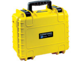 B&Wインターナショナル プロテクタケース 3000 黄 フォーム 3000/Y/SI