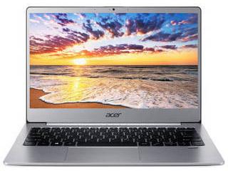 Acer エイサー 13.3型ノートPC SF313-51-A34Q/F (Core i3-8130U/4GB/128GB SSD/Office H&B/スパークリーシルバー) 単品購入のみ可(取引先倉庫からの出荷のため) クレジットカード決済 代金引換決済のみ