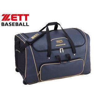 ZETT PROSTATUS/ゼットプロステイタス BAP117-3000 プロステイタス ヘルメット兼キャッチャー防具ケース プロステイタス (ダークネイビー)