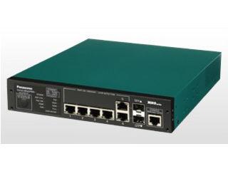 パナソニックESネットワークス 【キャンセル不可】6ポートL2スイッチングハブ Switch-M5eGPWR+5年先出しセンドバック PN28059KB5