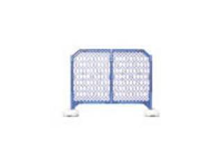 DICプラスチック 【代引不可】ディックSPフェンス 1500×1200 青 DSPF1500B